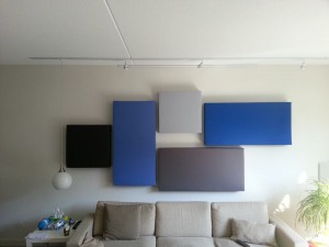 GIK Acoustics 242 Acoustic Panels different sizes