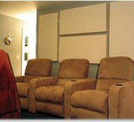Home Theatre Acoustics 242 Acoustic Panels GIK Acoustics