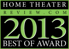Home theater review Best of Award 2013 GIK