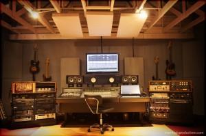 Mas Music Productions acoustic panels and room treatments GIK Acoustics