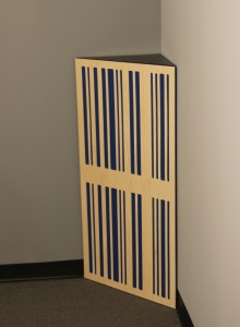GIK Acoustics Corner CT Alpha Bass Trap in corner