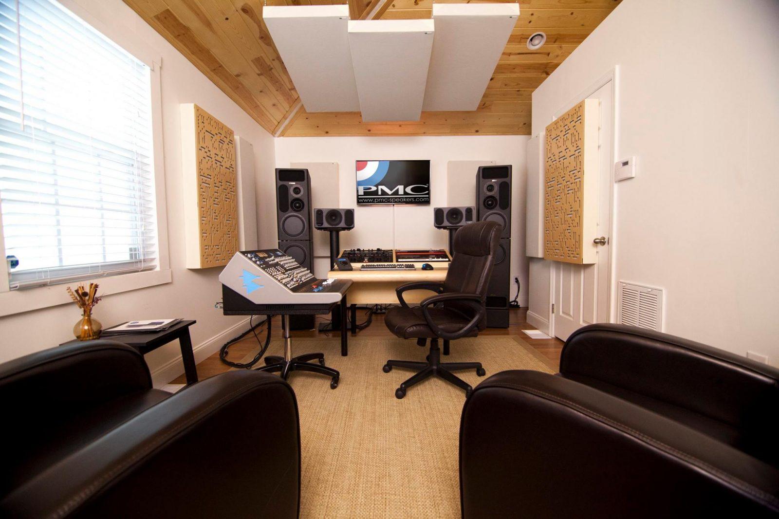 PMC Studio GIK Acoustics Alpha Panels