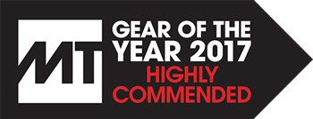 MusicTech Magazine Gear of the Year Highly Commended
