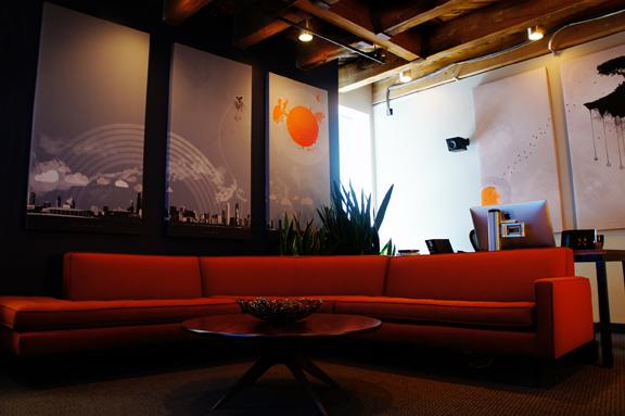 Utopic GIK Acoustics Finishing Room
