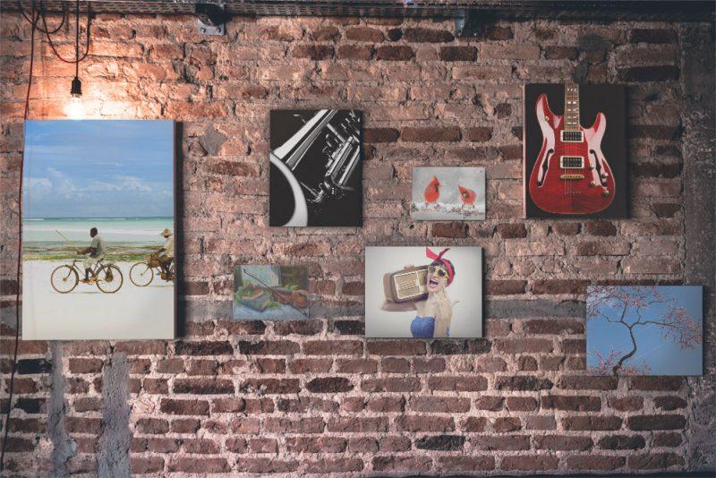 GIK acoustics multiple sizes acoustic art panels